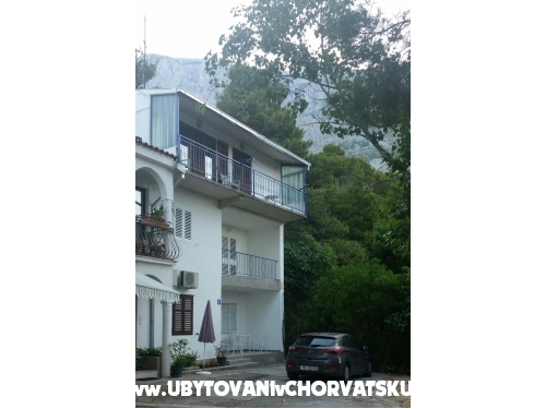 Studio Appartements Mate i Ana - Baška Voda Croatie