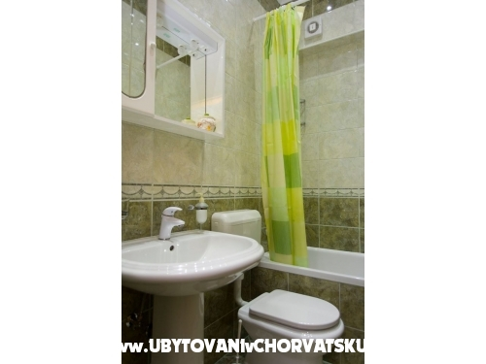 Vila Ivandic Promajna - Baška Voda Chorvátsko