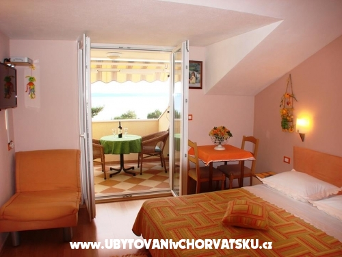 Vila Ivandic Promajna - Ba�ka Voda Croazia