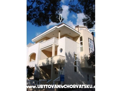 Vila Ivandic Promajna - Baška Voda Horvátország