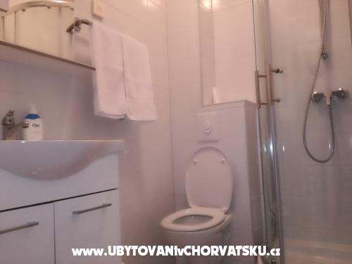 Vila Paola - Baška Voda Chorvatsko