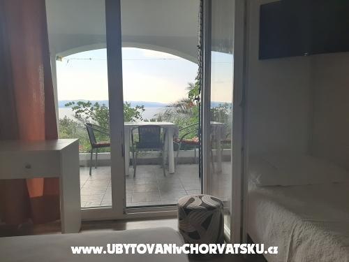 Villa Bratuš - Baška Voda Kroatien