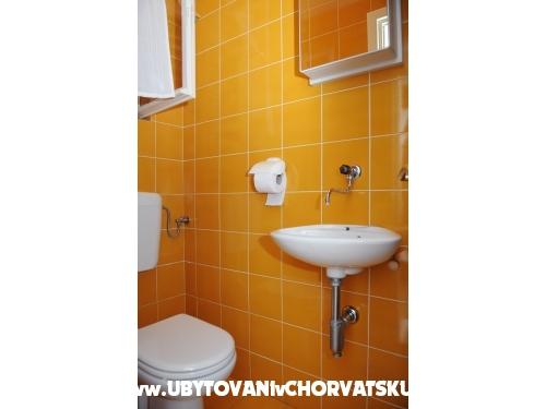 Apartamenty Ježina - Betina Chorwacja