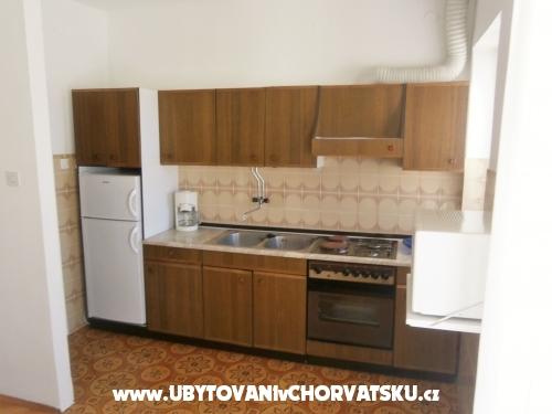 Apartmány Želo - Betina Chorvatsko