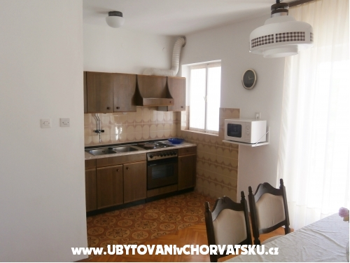 Apartmanok Želo - Betina Horvátország