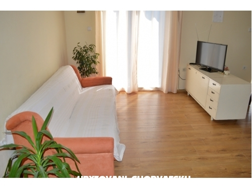 Apartmány Cvita - Betina Chorvatsko