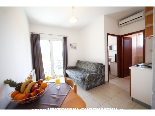 Apartmaji Lisica - Bibinje Hrvaška
