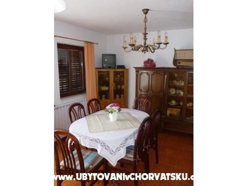 Apartman Petar i Agica Sabljak - Bibinje Hrvatska