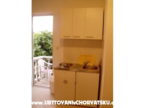 Apartmanok Anđela - Bibinje Horvátország