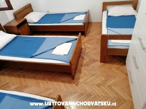 Apartmanok Tomislav - Bibinje Horvátország
