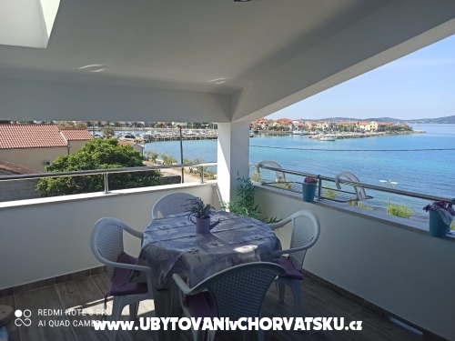 апартаменты Tomislav - Bibinje Хорватия