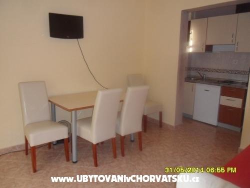 Apartm�ny Brali� - Bibinje Chorvatsko