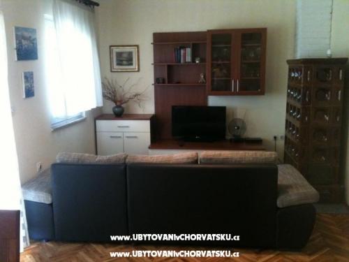 Apartmány Bralić - Bibinje Chorvatsko