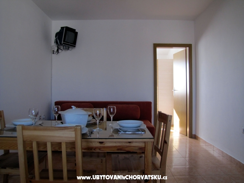 Апартаменты Bugarija - Бибинье Хорватия