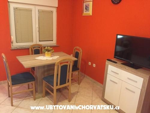 Apartmán Dina - Bibinje Chorvátsko