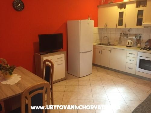Apartmán Dina - Bibinje Chorvatsko