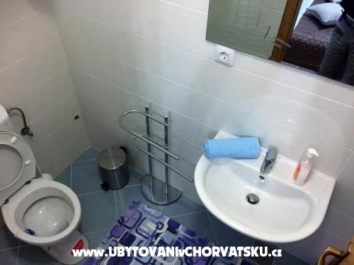 Apartmány Gabrijel - Bibinje Chorvatsko