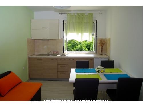 Apartm�ny Lovre - Bibinje Chorvatsko