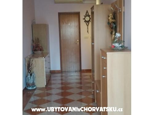 Apartmány Mira - Bibinje Chorvatsko