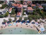 Apartments on the beach 'BRALIC' Kroatien