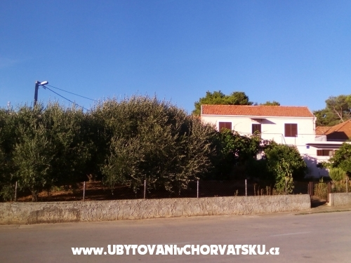 Apartmány Šimunić Punta - Bibinje Chorvatsko