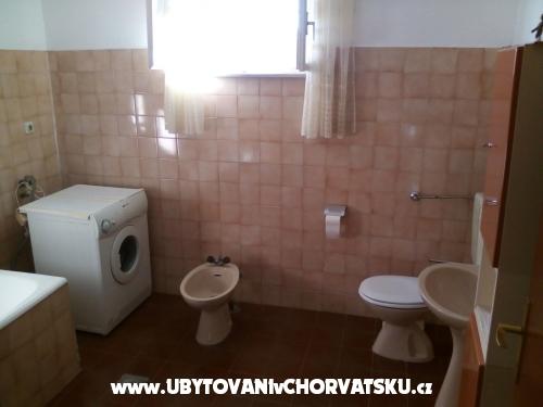 Appartements Šimunić Punta - Bibinje Croatie