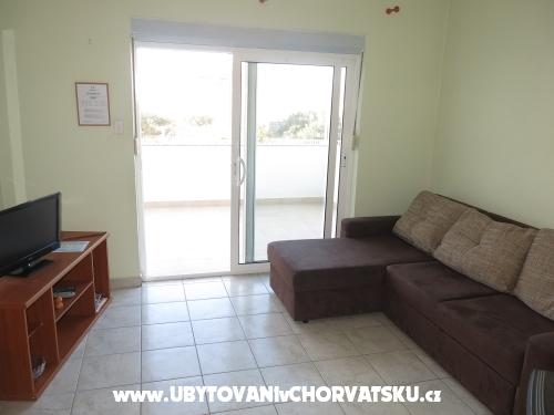 Апартаменты Tapun - Bibinje Хорватия