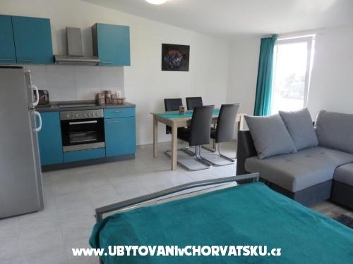 Apartmány Tereza - Bibinje Chorvatsko