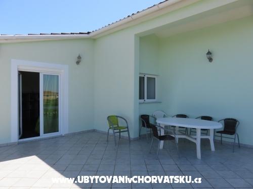 Apartmanok Tereza - Bibinje Horvátország