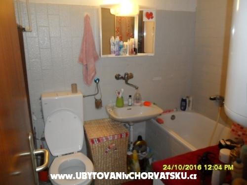 Apartmán Mihael - Bibinje Chorvatsko
