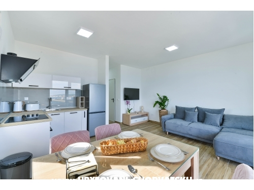 Apartmány Bugarija - Bibinje Chorvatsko