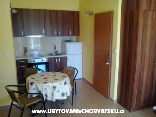 Apartmány Gordana - Bibinje Chorvatsko