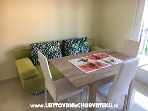 Holiday Apartmány Helena - Bibinje Chorvatsko