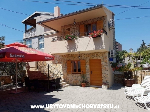 """Kuća za odmor """"Sagunica"""" - Bibinje Hrvatska"""