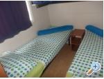 Appartements i mobilne kučice 1.red do - Bibinje Kroatien