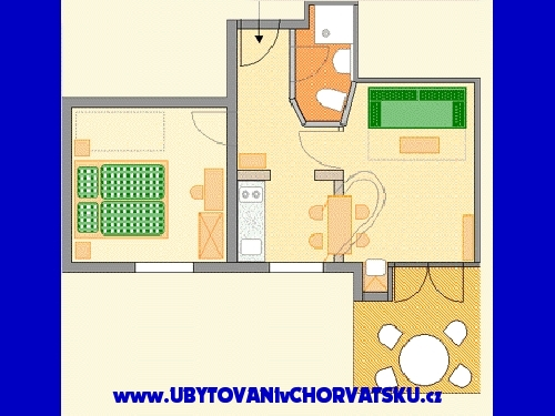 Villa Ivan - Bibinje Croatia