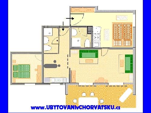 Villa Ivan - Bibinje Chorvatsko
