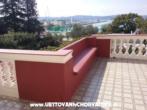 Apartmány Ante Sladić - Biograd Chorvatsko