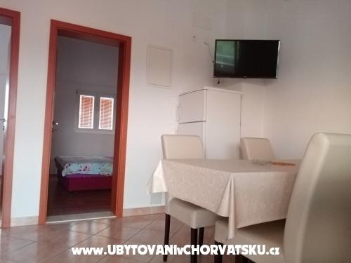 Apartmán Kristina - Biograd Chorvatsko