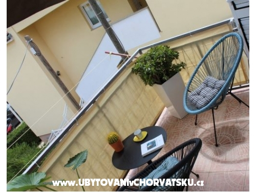 Apartmán Tena - Biograd Chorvatsko