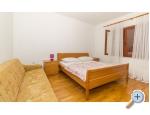 Apartmány Ana - Biograd Chorvatsko