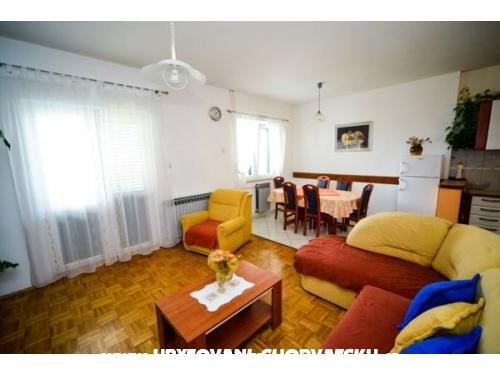 Apartmány Bogdanić - Biograd Chorvátsko
