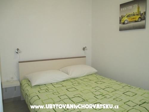 Apartmány Cvita - Biograd Chorvatsko