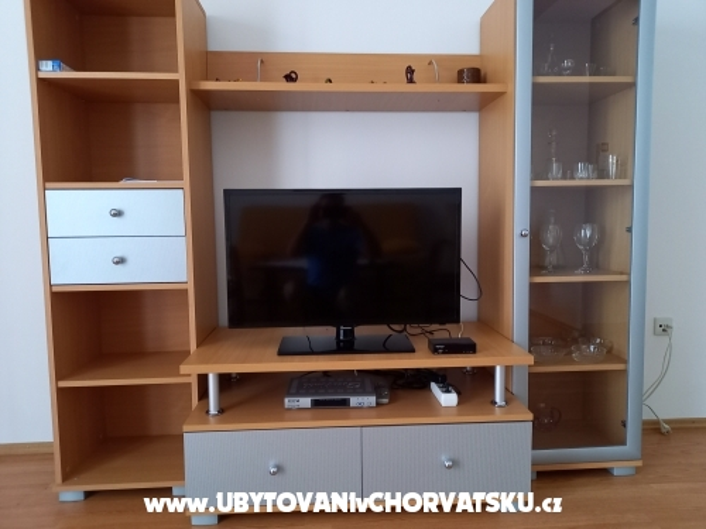 Apartm�ny Danica - Biograd Chorvatsko