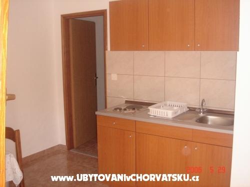 Apartmanok Danica - Biograd Horvátország