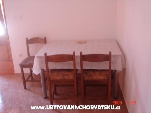 Apartmaji Danica - Biograd Hrvaška