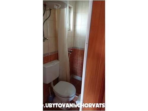 Apartmány Došen - Biograd Chorvatsko