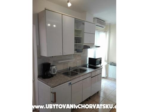 Apartmány Gojka Miočević - Biograd Chorvátsko