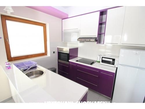 Apartmány Golem - Biograd Chorvátsko