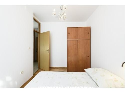 Apartmány Golubić - Biograd Chorvátsko